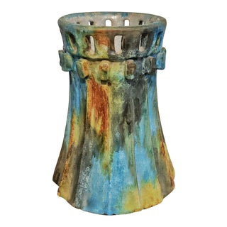Alvino Bagni 'Turbine' Vase For Sale