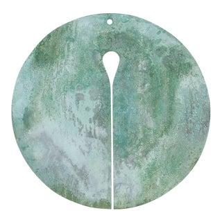 Bronze Harry Bertoia Gong, 1960s