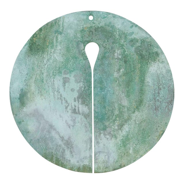 Bronze Harry Bertoia Gong, 1960s - Image 1 of 8