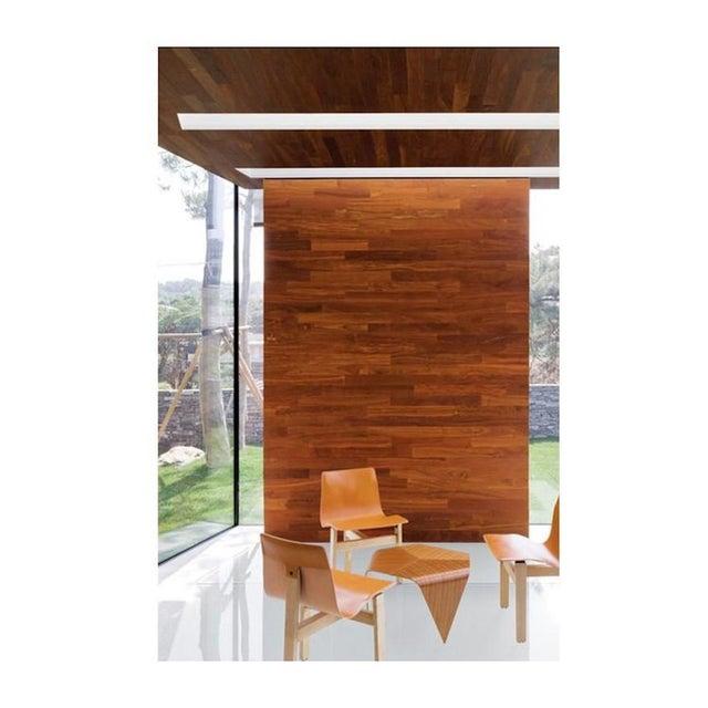 Mid-Century Modern Authentic Trienna Table with Oak Veneer by Ilmari Tapiovaara & Artek For Sale - Image 3 of 4