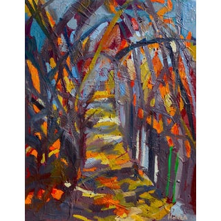 Path in the Woods For Sale