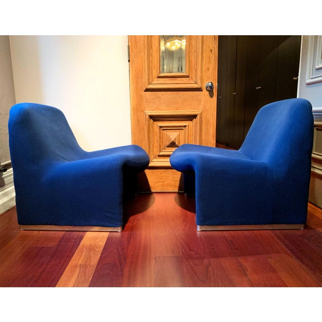 1970s 1970s Vintage Giancarlo Piretti Alky Chairs- A Pair For Sale - Image 5 of 13