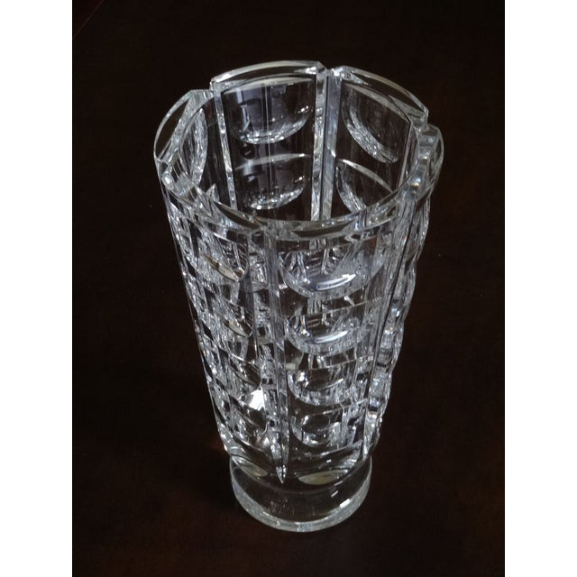 Vintage Orrefors Thousand Windows Vase Chairish