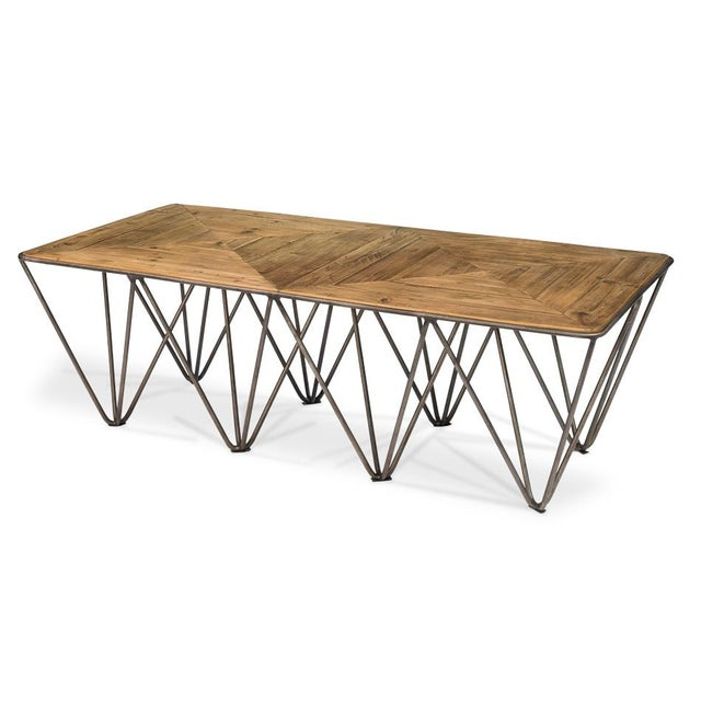 Sarried Ltd Primo Coffee Table For Sale - Image 5 of 6