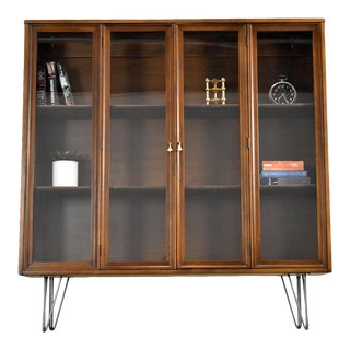Mid-Century Cabinet/Bookshelf by Broyhill Brasilia For Sale
