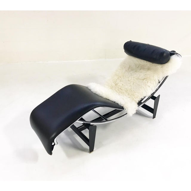 Pierre Jeanneret, Charlotte Perriand, and Le Corbusier for Cassina ...