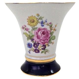 Royal Dux Posy Vase