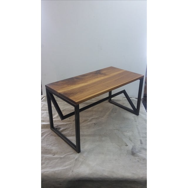 Contemporary Box Kite Coffee Table For Sale - Image 3 of 6