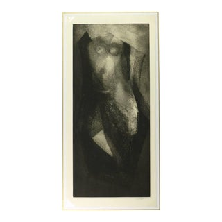 Tisson, Etching Nude For Sale