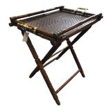 Image of Ralph Lauren Folding Table For Sale