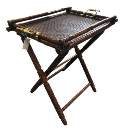 Image of Folding Side Tables