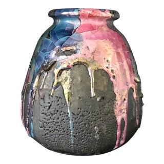 1970s Italian Modern Style Studio Art Pottery