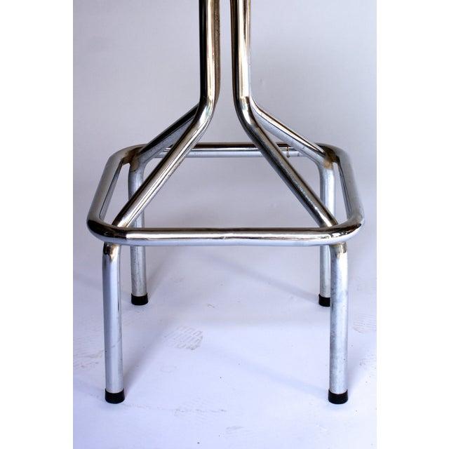 Tubular Steel Bar Stools - Set of 5 - Image 3 of 6