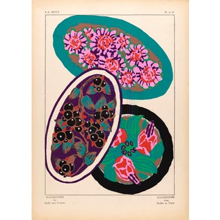 """E. A. Seguy Print, """"Suggestions"""" Plate No.17 For Sale"""