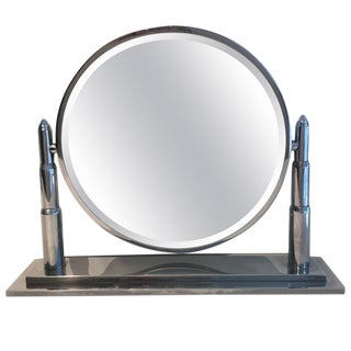Art Deco Vanity Mirror After Donald Deskey