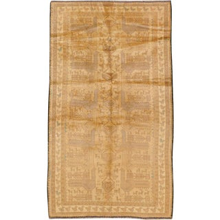"""A Vintage Persian Baluch Rug - Size: 3"""" X 6"""" For Sale"""