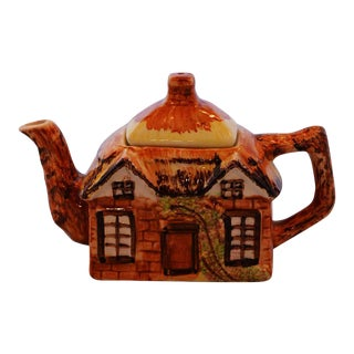 English Cottageware Tea Pot For Sale