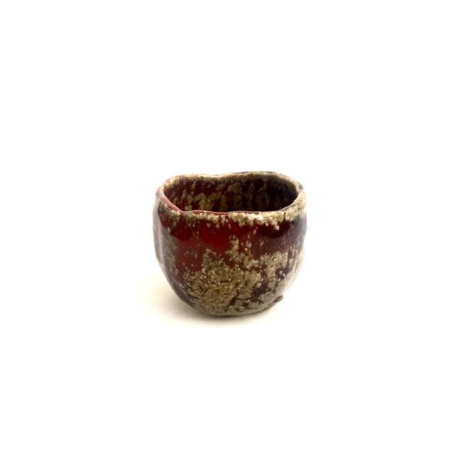 Small Handmade Pottery Vase - Image 2 of 6
