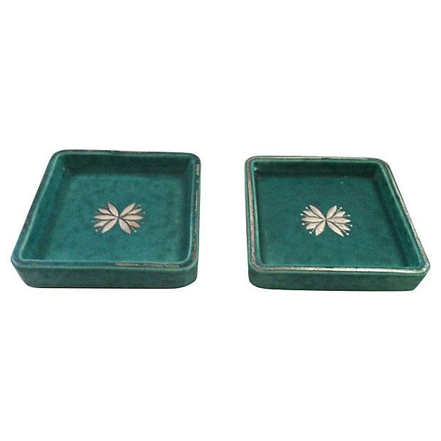 Swedish Argenta Trays - A Pair - Image 2 of 4