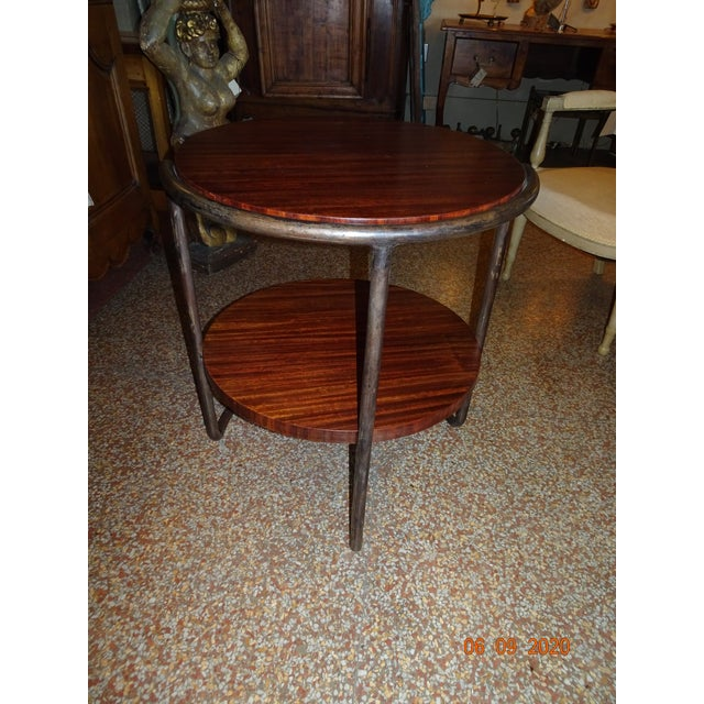 Art Deco Art Deco French Side Table For Sale - Image 3 of 13