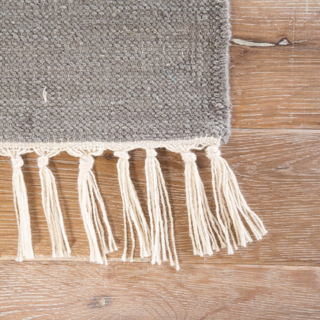 Contemporary Jaipur Living Swane Indoor/ Outdoor Striped Area Rug - 8′ × 10′ For Sale - Image 3 of 6