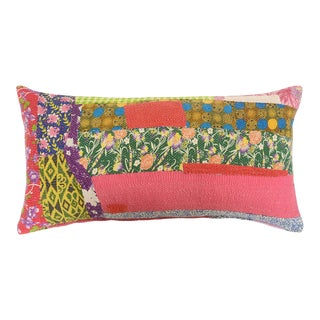 Boho Chic Jitterbug 2 Pillow For Sale