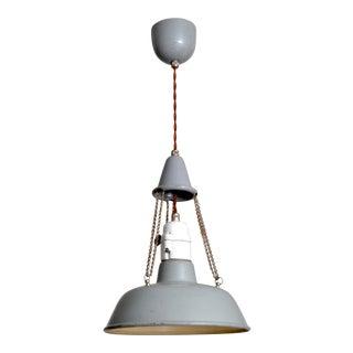 Petite Atelier Work Lamp, Switzerland Circa 1940 For Sale