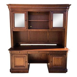 Stanley Furniture Provincia Credenza Desk For Sale