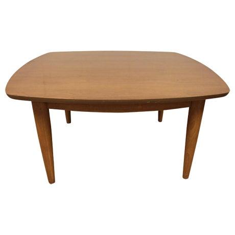 Bleached Walnut John Stuart Coffee Table - Image 1 of 7