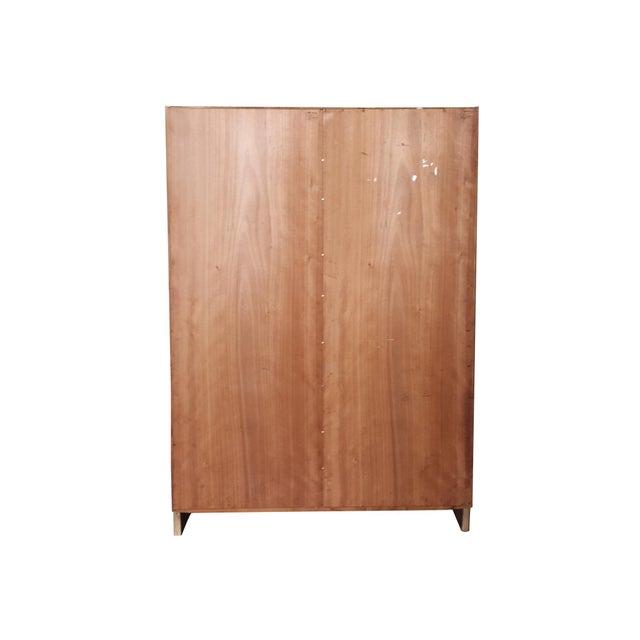 Poul Hundevad Mid-20th Century Danish Modern Teak Bookcase by Poul Hundevad For Sale - Image 4 of 10