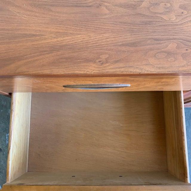 Mid Century Broyhill Sculptra Triple Dresser For Sale - Image 9 of 13