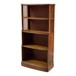 Early American Art Deco Retro Style Bookcase For Sale