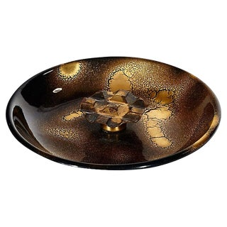 1960s Gilt & Black Metal Ashtray For Sale
