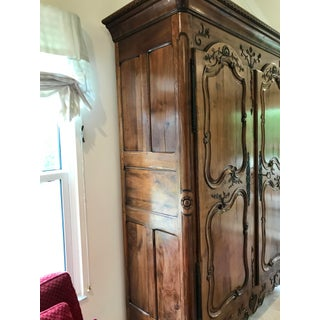 French Country Armoire Preview
