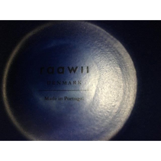 2010s Raawii Strøm Dark Blue Bowl For Sale - Image 5 of 8