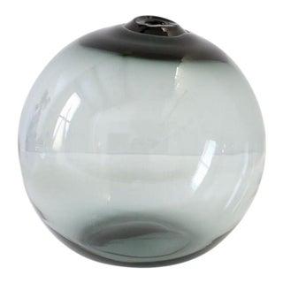 "SkLO Float Glass Vessel 12"" - Smoke For Sale"