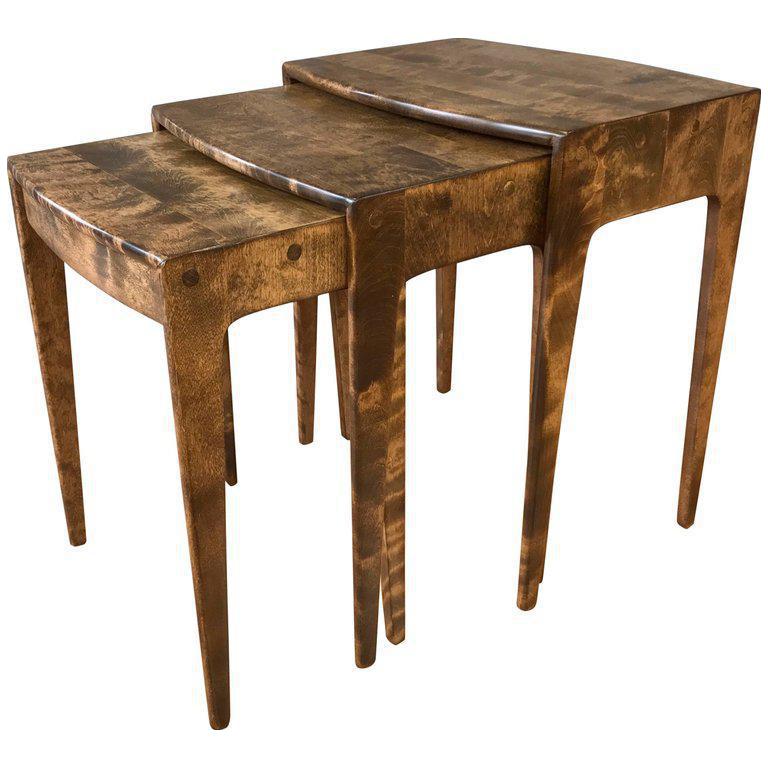 Vintage Used HeywoodWakefield Tables Chairish