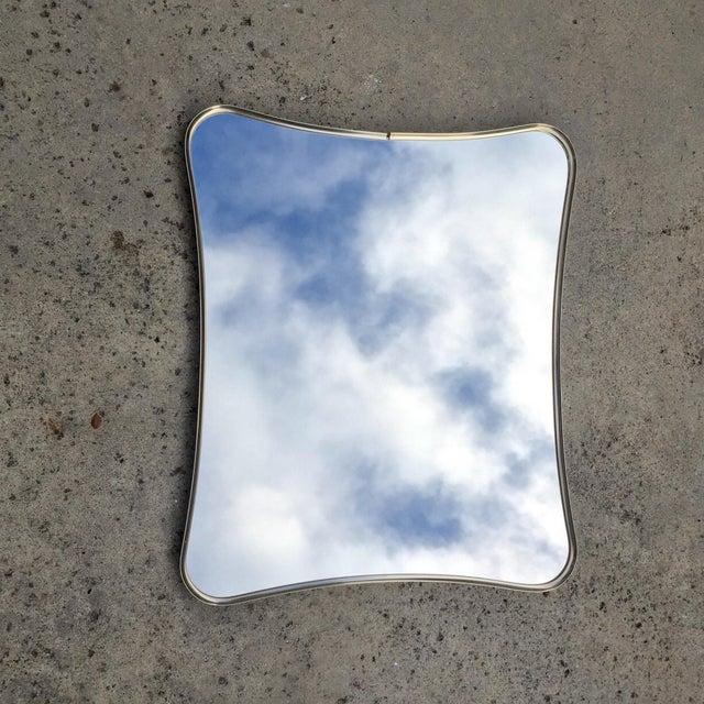 Vintage Amoeba Vanity Wall Mirror by Contemporary - Image 4 of 8