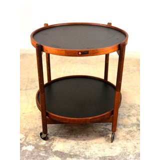 Mid-Century Danish Bar Cart by Hans Bolling for Torben Orskov Preview