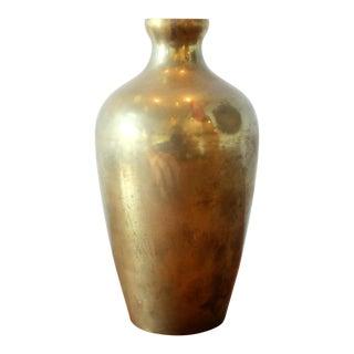 Vintage Brass Vessel