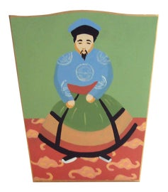 Image of Chinoiserie Bathroom Accessories