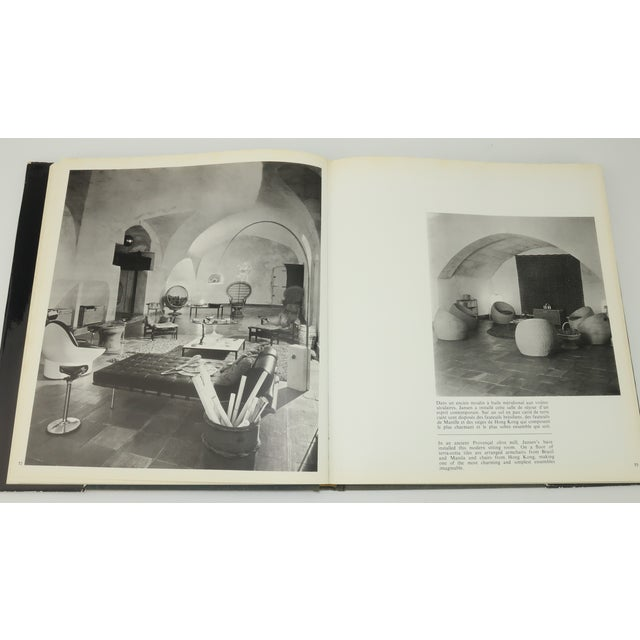 1970s Jansen Decoration French Coffee Table Book, 1971 For Sale - Image 5 of 13