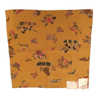 1990's Brunschwig &Fils Fabric For Sale