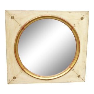 Directoire Style Wall Mirror For Sale