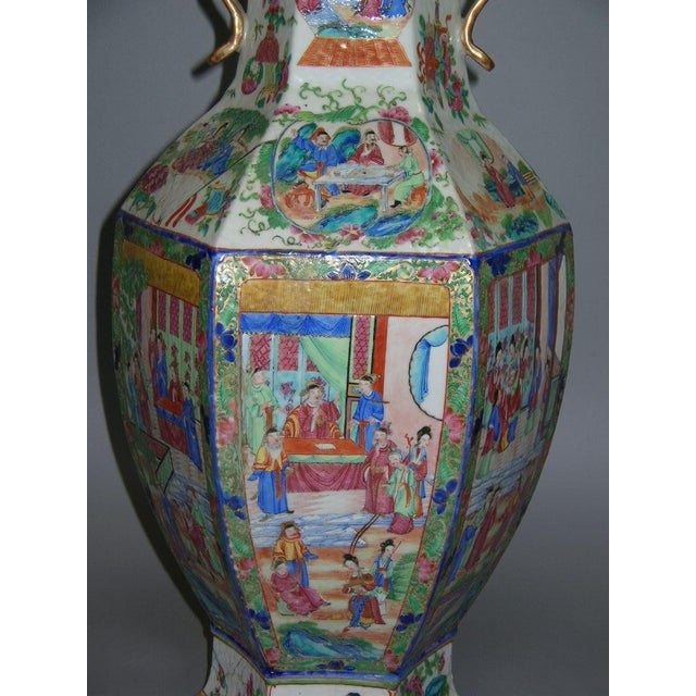 19th Century Chinese Famille-Rose Porcelain Vase - Image 2 of 10