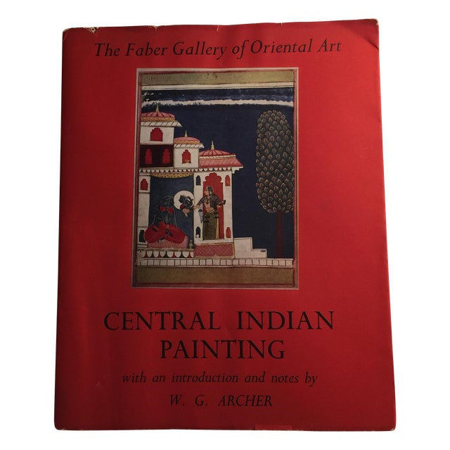 Central Indian Painting For Sale