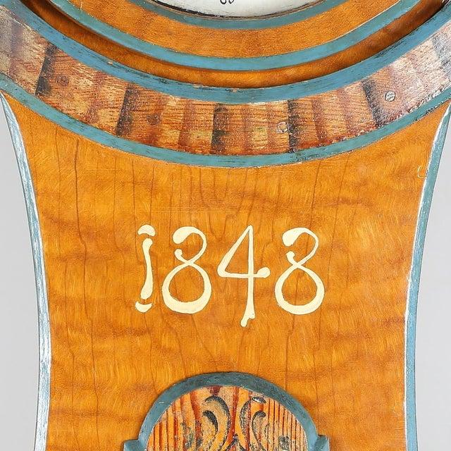 Antique Swedish Mora Clock - Image 2 of 4