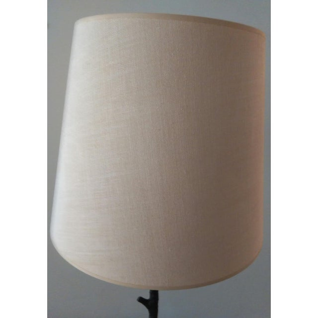 Baker Furniture Company Twig Floor Lamp - Image 5 of 6