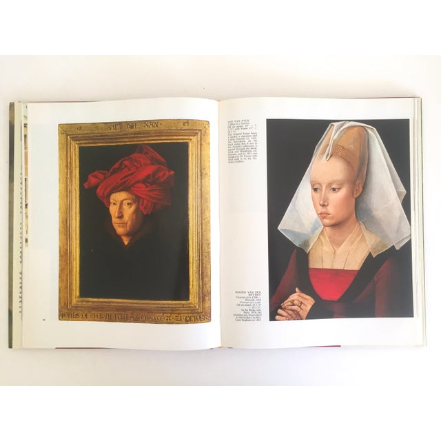 """ National Gallery London "" Vintage 1969 Rare Collector Hardcover Art Book For Sale - Image 5 of 10"