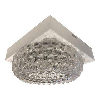 Foscarini Caboche Acrylic and Glass Ceiling Light For Sale